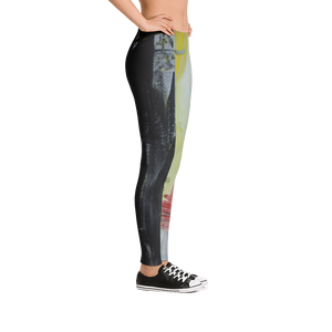 """Freedom"" low waist leggings"