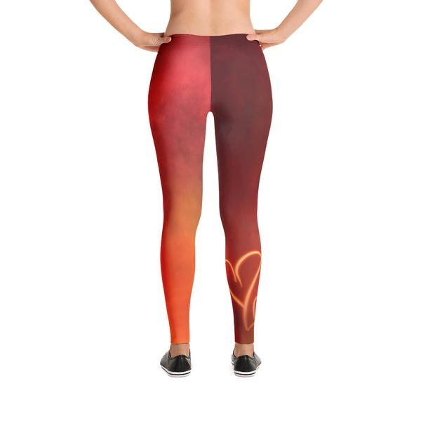 """Glowing"" Low waist Leggings"