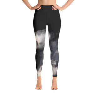 """Sky is the limit"" high waist Leggings"