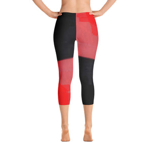 """Daring"" Capri Leggings"
