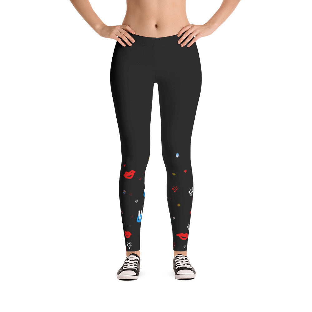 """Joy"" low waist Leggings"