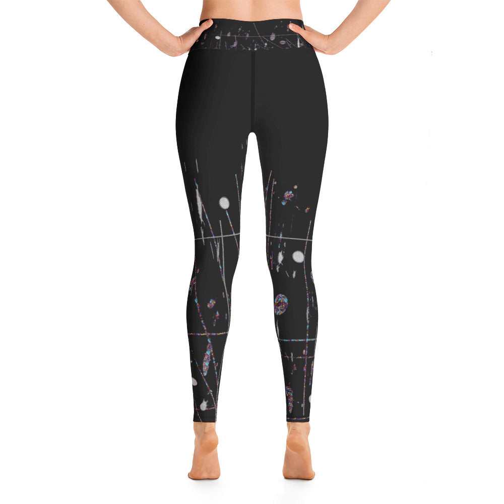"""Super Girl"" High Waist Leggings"
