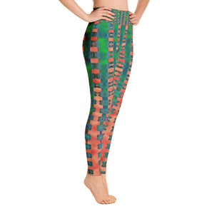 """""Choices"" high waist Leggings"