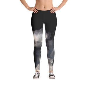 """Sky is the limit"" low waist Leggings"