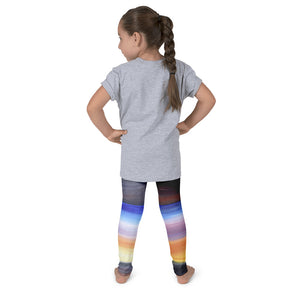 """rainbow"" Kid's leggings"