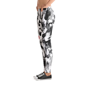 """Humans"" low waist Leggings"
