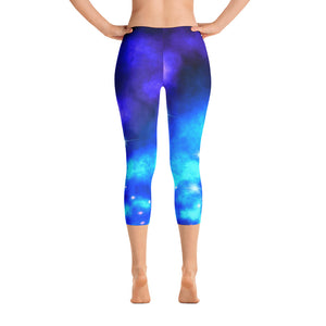 """You are magic"" Capri Leggings"
