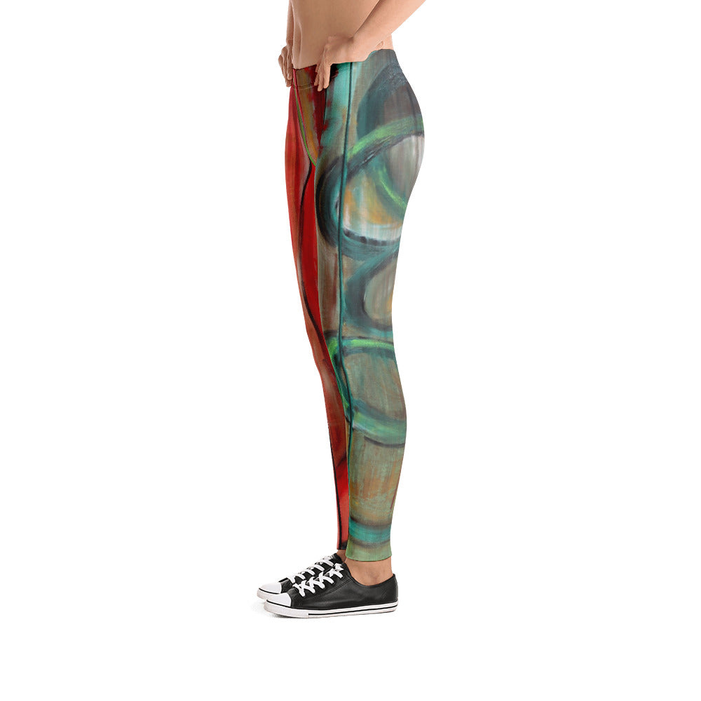 """Balance"" low waist Leggings"