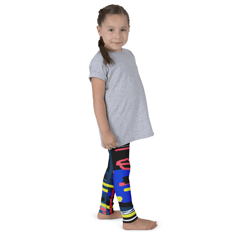 """Find the way "" Kid's leggings"