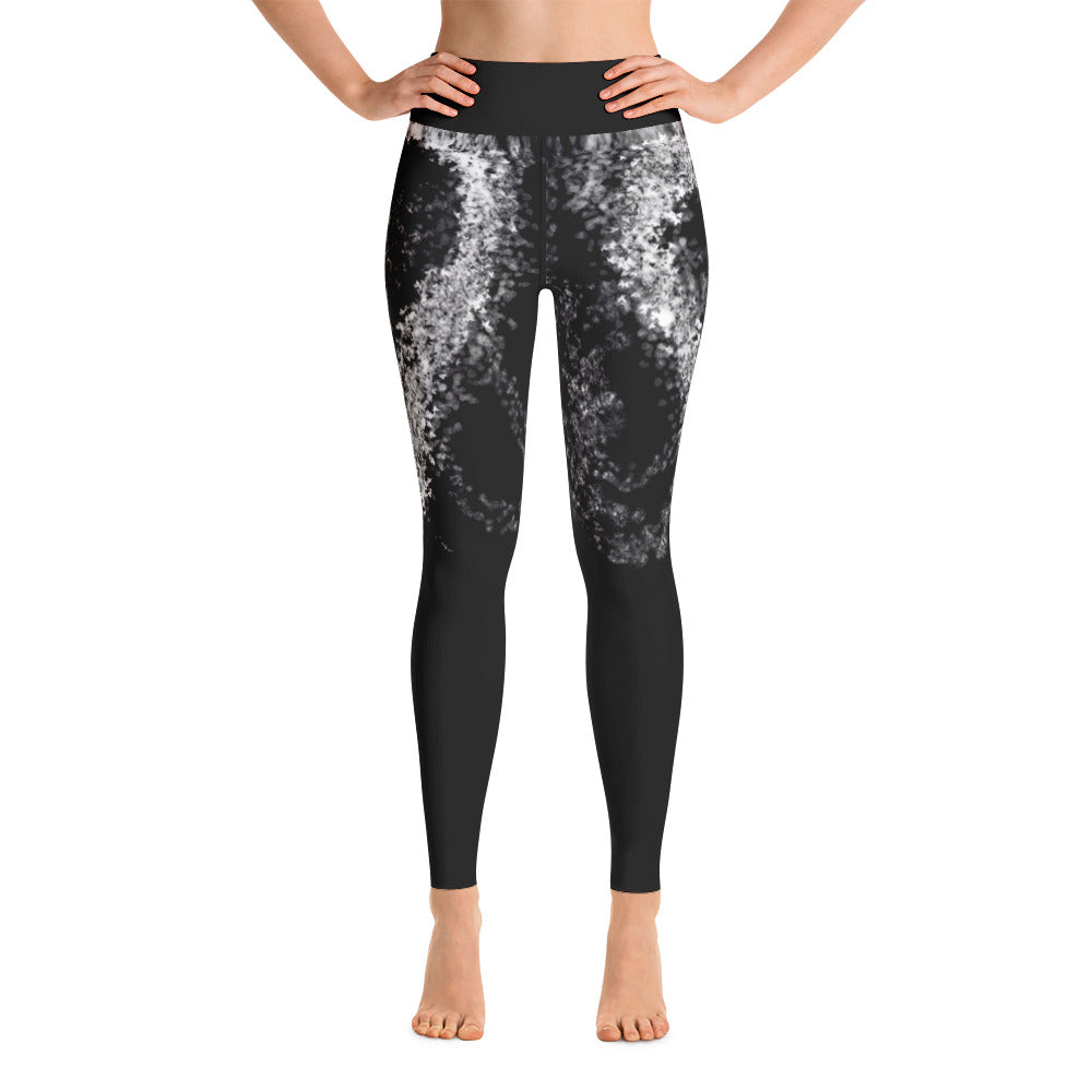 """Give love"" high waist Leggings"