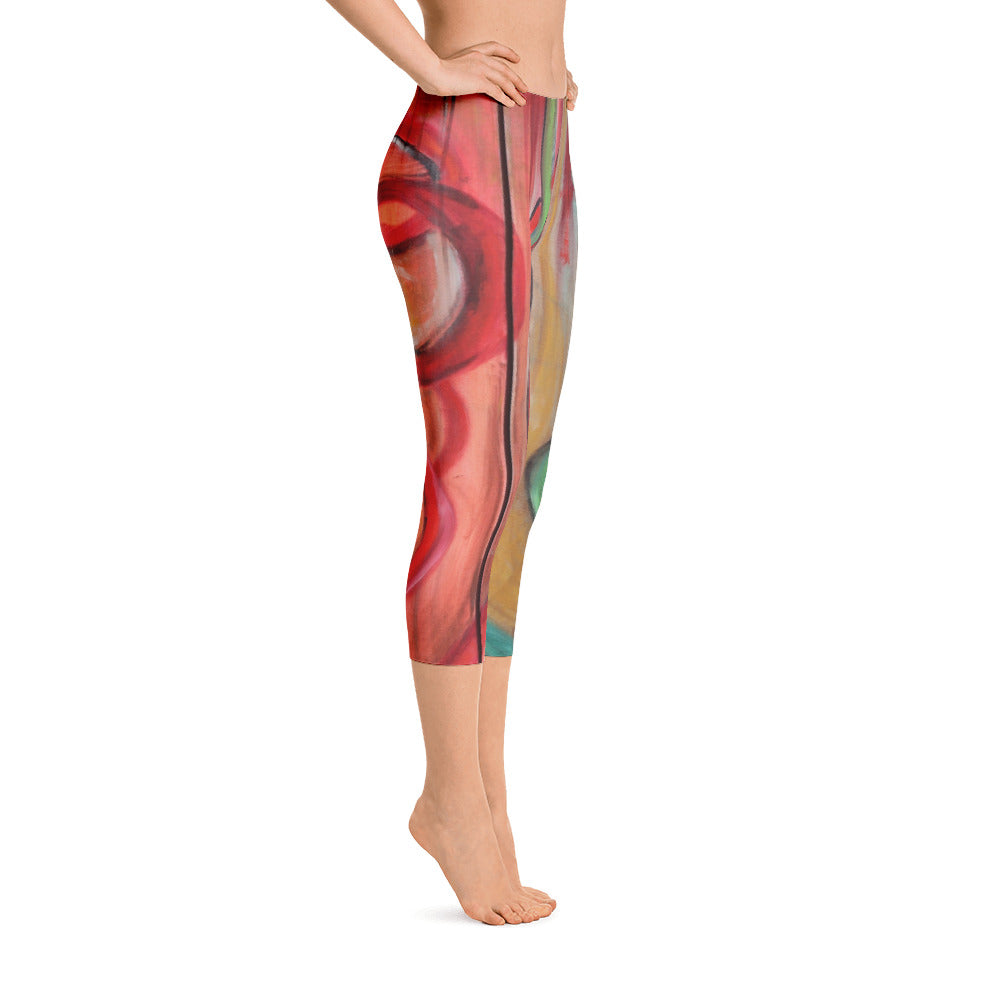 """Balance"" Capri Leggings"