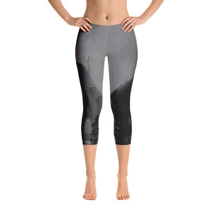 """Escape"" Capri Leggings"