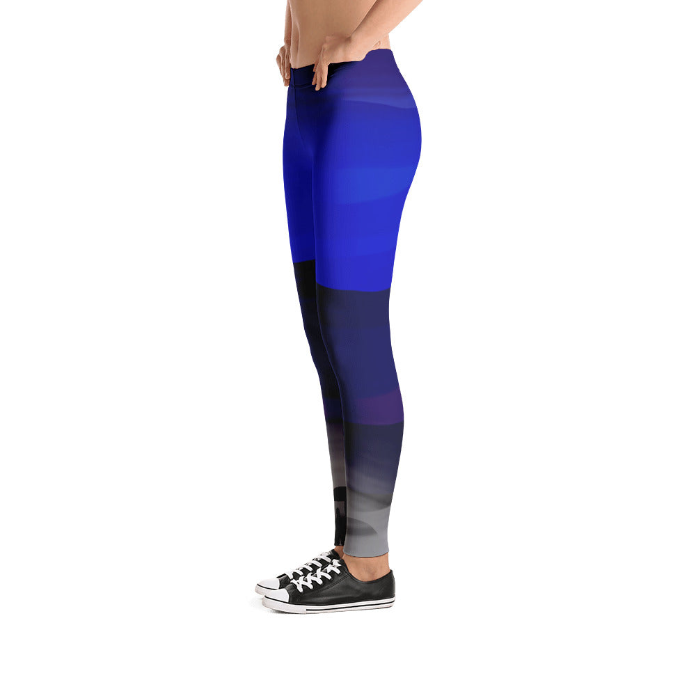 """Summer love"" low waist Leggings"