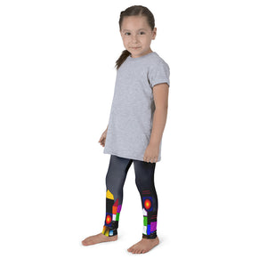 """City"" Kid's leggings"