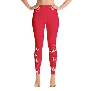 """Runway"" High Waist Leggings"