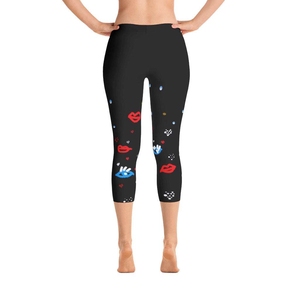 """Joy"" Capri Leggings"