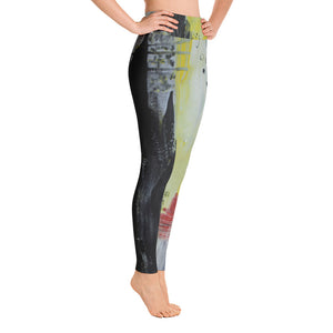 """Freedom"" high waist Leggings"