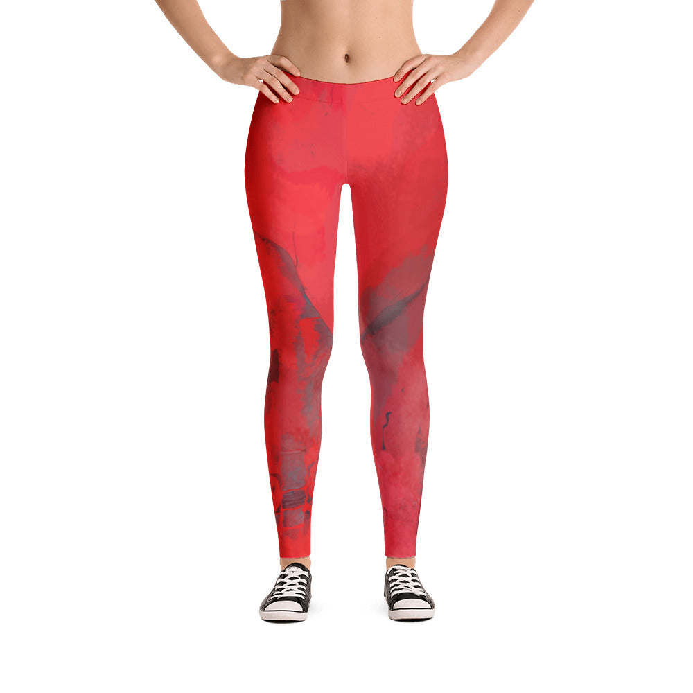 """Passionate"" low waist Leggings"