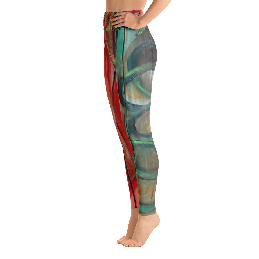 """Balance"" high waist Leggings"