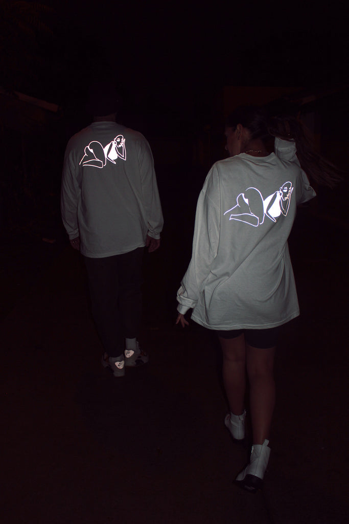CG Long Sleeve - Reflective