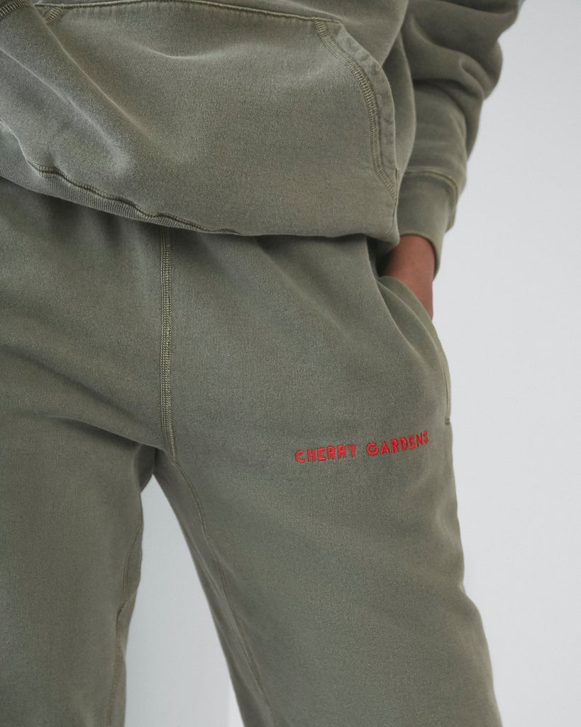 CG SWEATPANT - Earth
