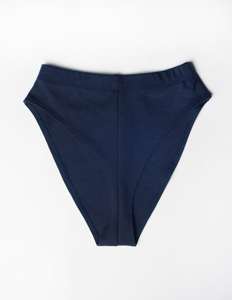 JULY UNDIES - Navy