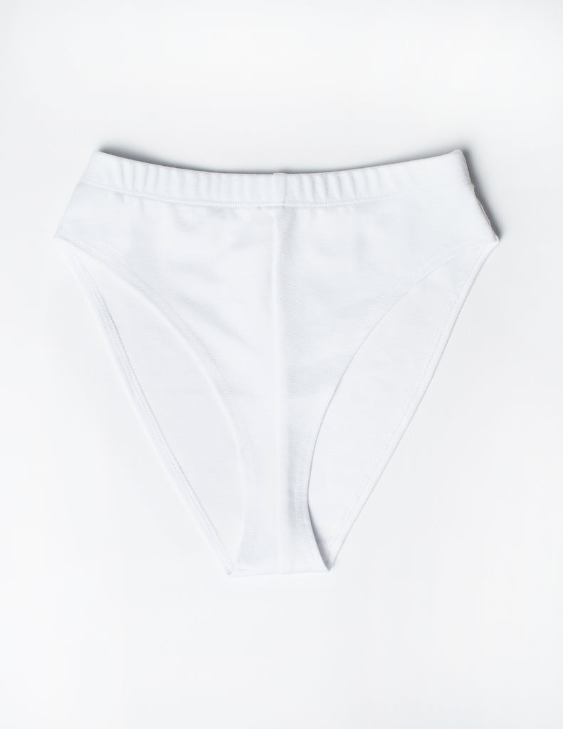 JULY UNDIES - White