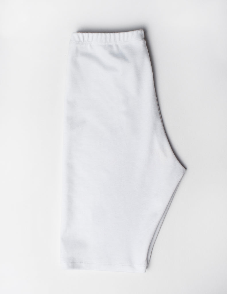PONY SHORT - White
