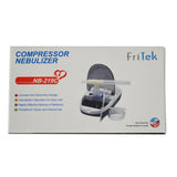 FriTek Compressor Inhaler Machine Kit