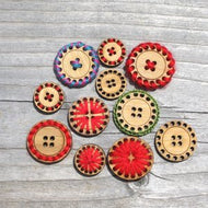 Katrinkles Buttons and Labels