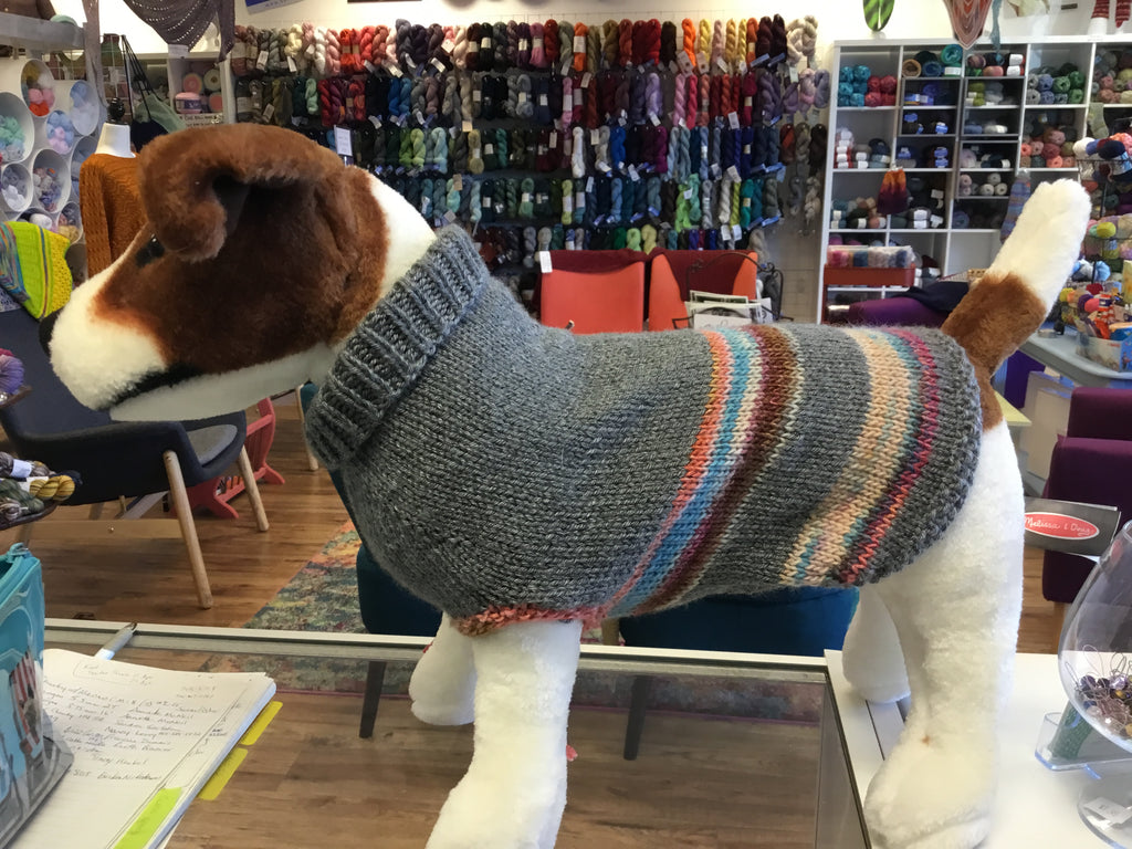 Design a Custom Dog Sweater