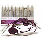 Knit Picks Nickel-Plated Interchangeable Needle Set