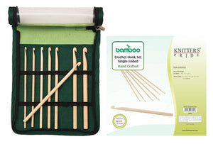 Knitter's Pride Bamboo Crochet Hook Set