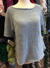 Knitting Top-Down Sweaters in the Round / Oct. 26 & Nov. 2