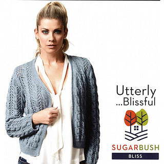 Utterly Blissful pattern book