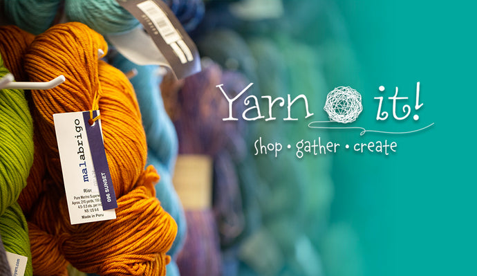 Yarn It! Gift Card