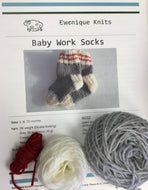 Baby work sock kit
