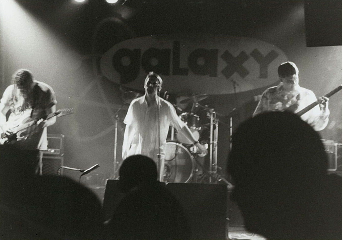 My Little Island band live at the Galaxy club in St. Louis 1997.