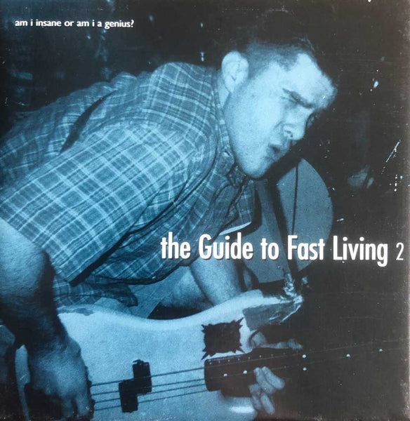Guide to Fast Living 2 - St. Louis music compilation series cd cover