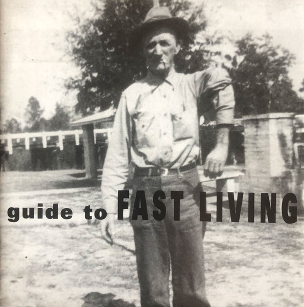 Guide to Fast Living 1 - St. Louis music compilation series cd cover
