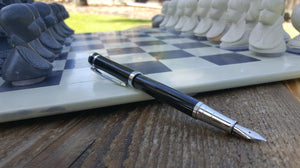 Elegant Edition Luxury Pen - Midnight Black - Free Shipping