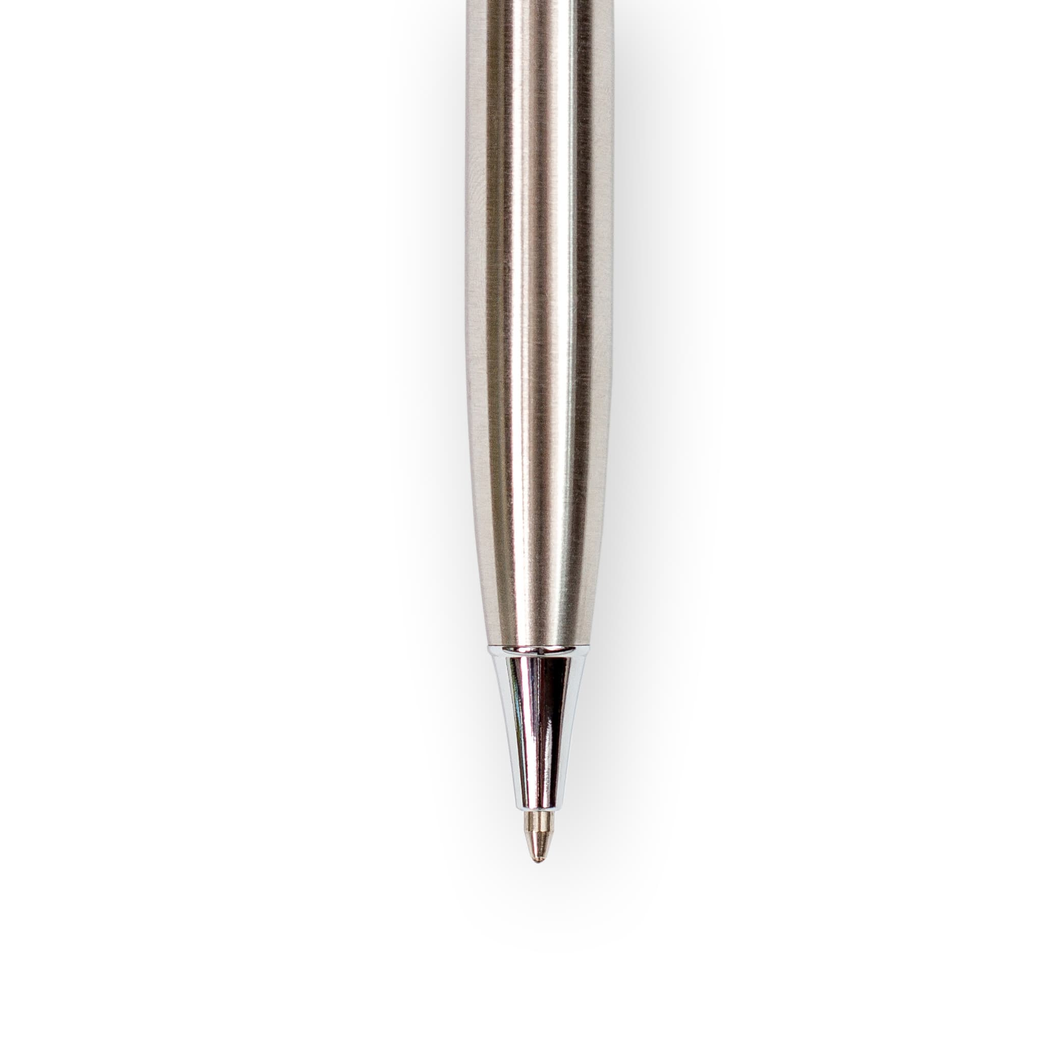 Executive Edition Luxury Pen - Platinum Silver - Free Shipping