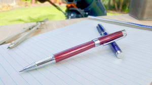 Performance Edition Luxury Pen - Scarlet Red - Free Shipping