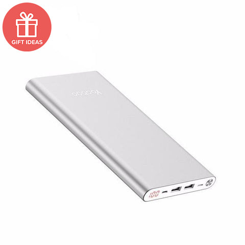 High Capacity Portable Power Bank (7-10 charges)