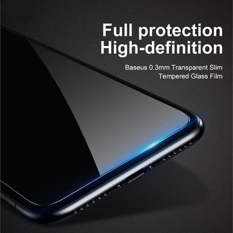 Toughened Screen Protector Tempered Glass For iPhone X