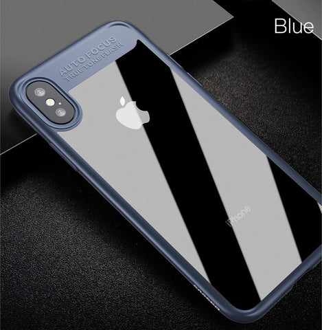 The SharpShot - Sleek & Minimalist Case for iPhone X