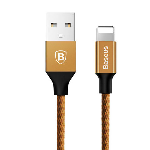 Fast Charging Luxury USB Cable for iPhone 5, 6, 7