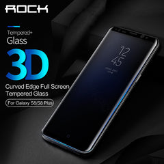 Full Screen Tempered Glass Protector for Samsung Galaxy S8 S8 Plus