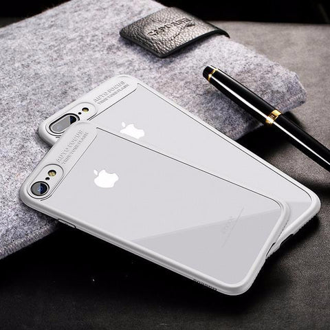The SharpShot - Sleek & Minimalist Case for iPhone 8, 7, 6 Models