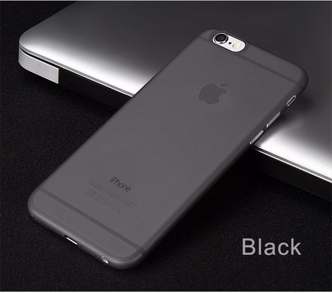 The SmokeShot - World's Slimmest Matte Case for iPhone (NEW)
